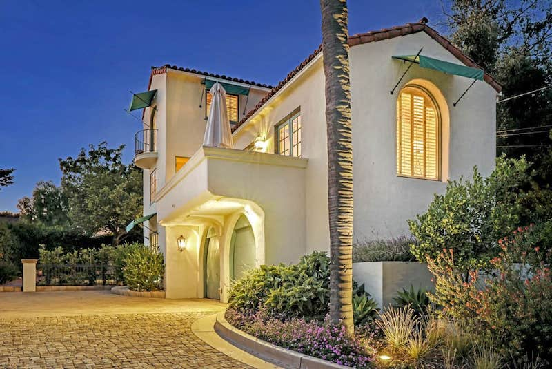 Villa Riviera in Santa Barbara