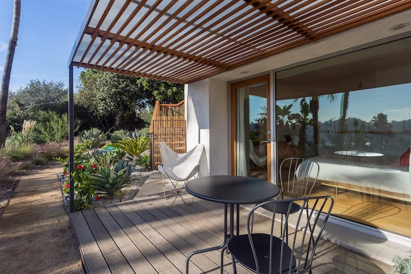 Best LA airbnb Silverlake