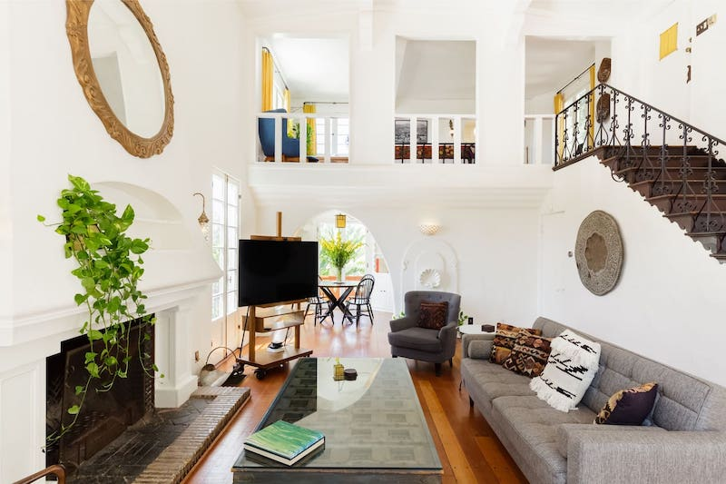 Best Los Angeles airbnb Hollywood Hills