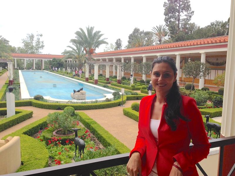 Getty Villa in Malibu 1