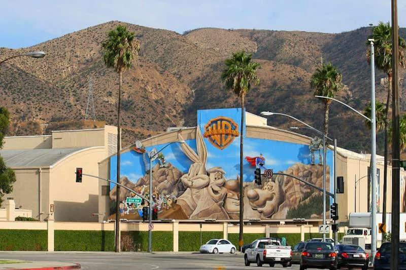 LA Warner Brothers