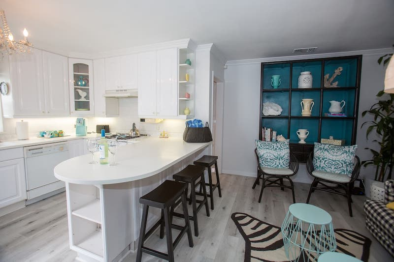 This bungalow is one of the best airbnbs in Santa Monica