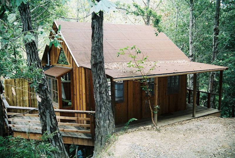 This pet-friendly cabin is one of the best cabins in Big Sur for rent