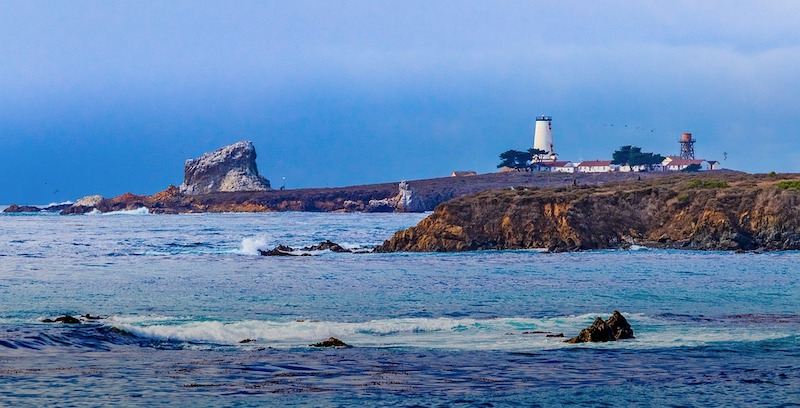 What to do in Big Sur? See historic Big Sur lighthouse