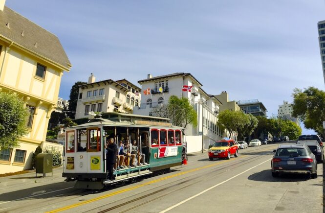 Best areas to stay in San Francisco