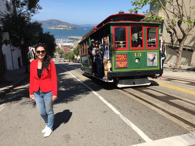 San Francisco downtown is one of the best areas to stay in San Francisco for first time visitors