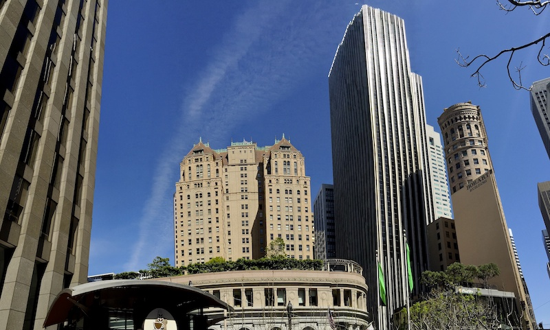 Financial District is the best area to stay in San Francisco for business travellers