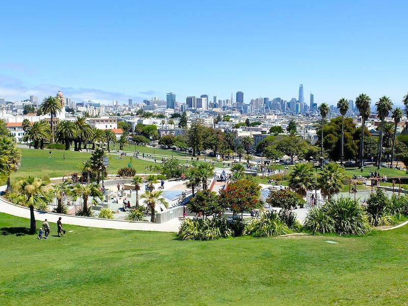 San Francisco Mission Park