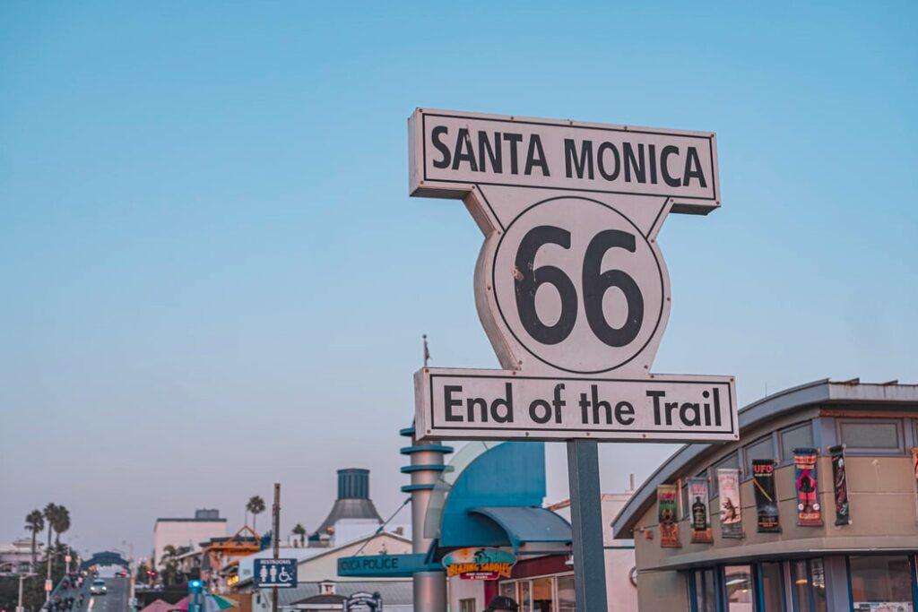 Santa Monica 66 Trail
