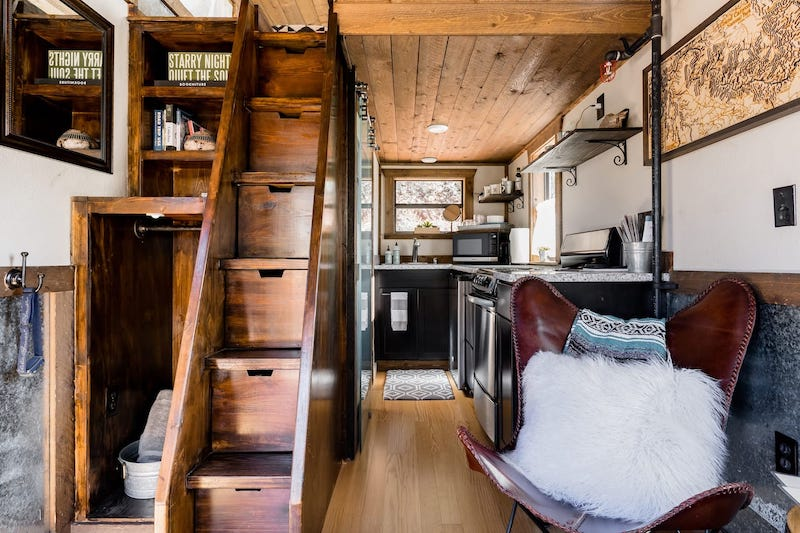 This tiny house is one of the best Sedona airbnbs