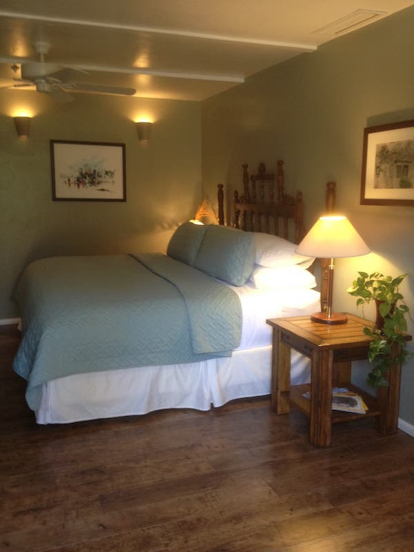 This bed and breakfast is the best rated bed and breakfast in Sedona