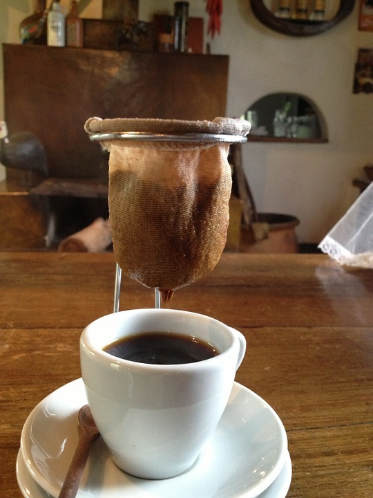 Brazilian coffee is often voted as the best coffee in the world