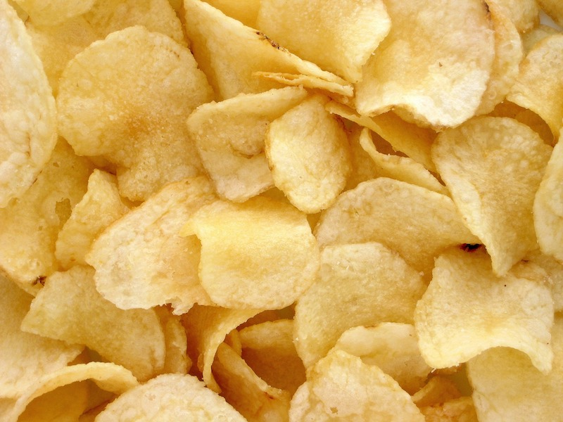 American potato chips are some of the best fried foods in the world