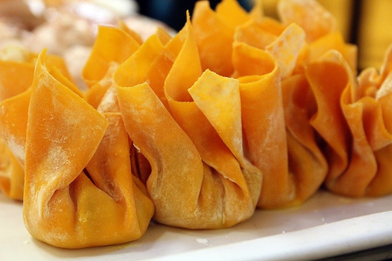 Fried Chinnese dim sum dishes are some of the best fried foods in the world