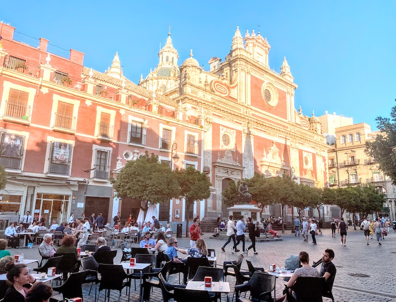 Visiting The Church of the Divine Savior is one of the top things to do in Seville