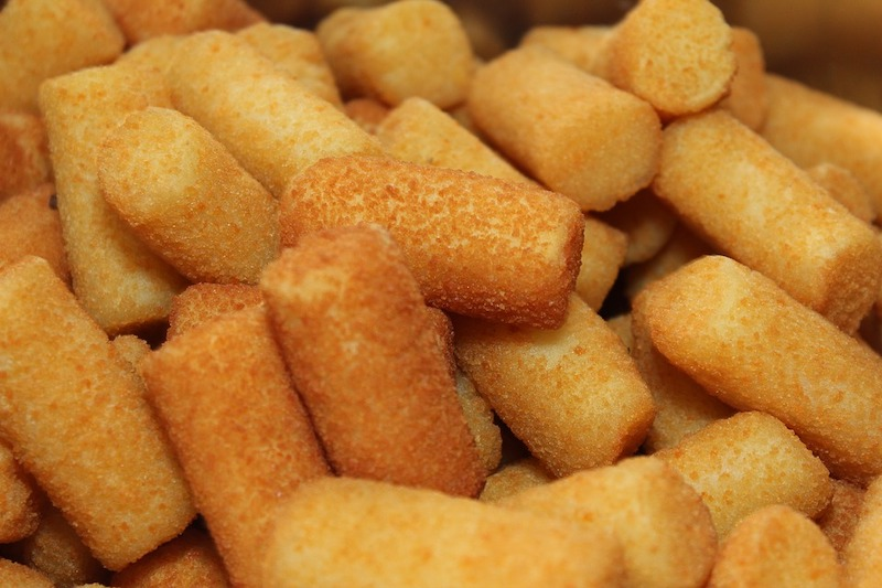 French croquettes are some of the best fried foods