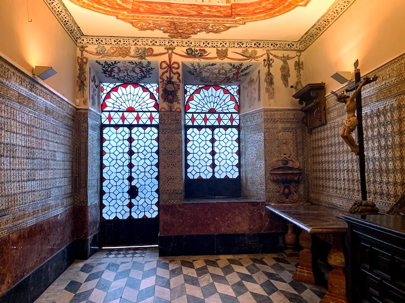 Visiting Hospital de los Venerables is one of the best things to do in Seville