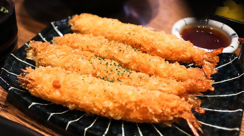 Japanese tempura dishes are some of the best fried foods in the world