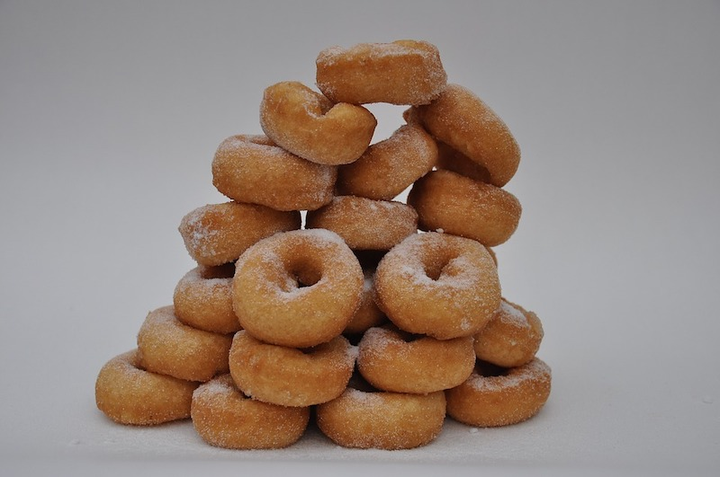 Rosquillas are some of the top traditional Spanish desserts in Spain