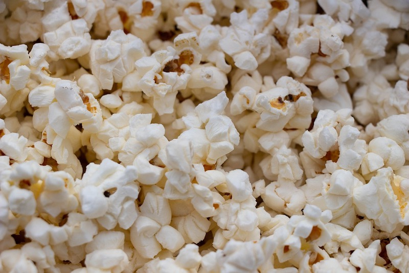 Fried popcorn is one of the best fried foods in the world
